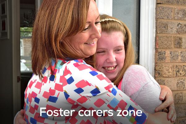 Foster Carers Zone